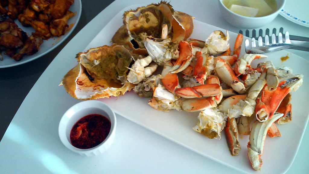 crab-with-red-vinega